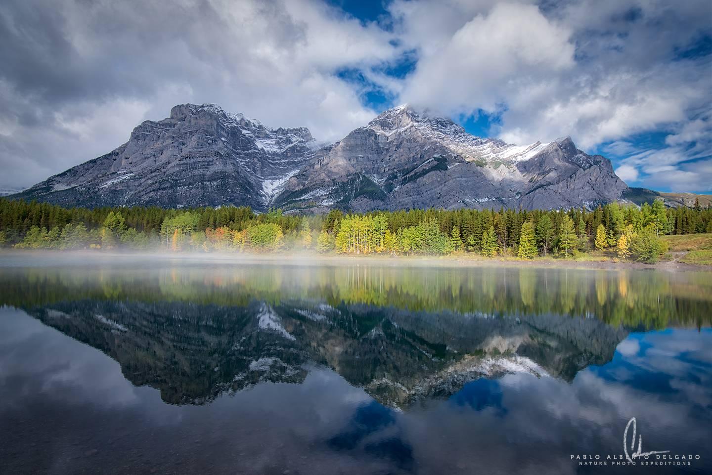 Fotografía de naturaleza en las Montañas Rocosas de Canadá